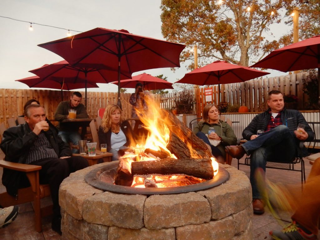 Cape May Brewing Fireside Chat NJ