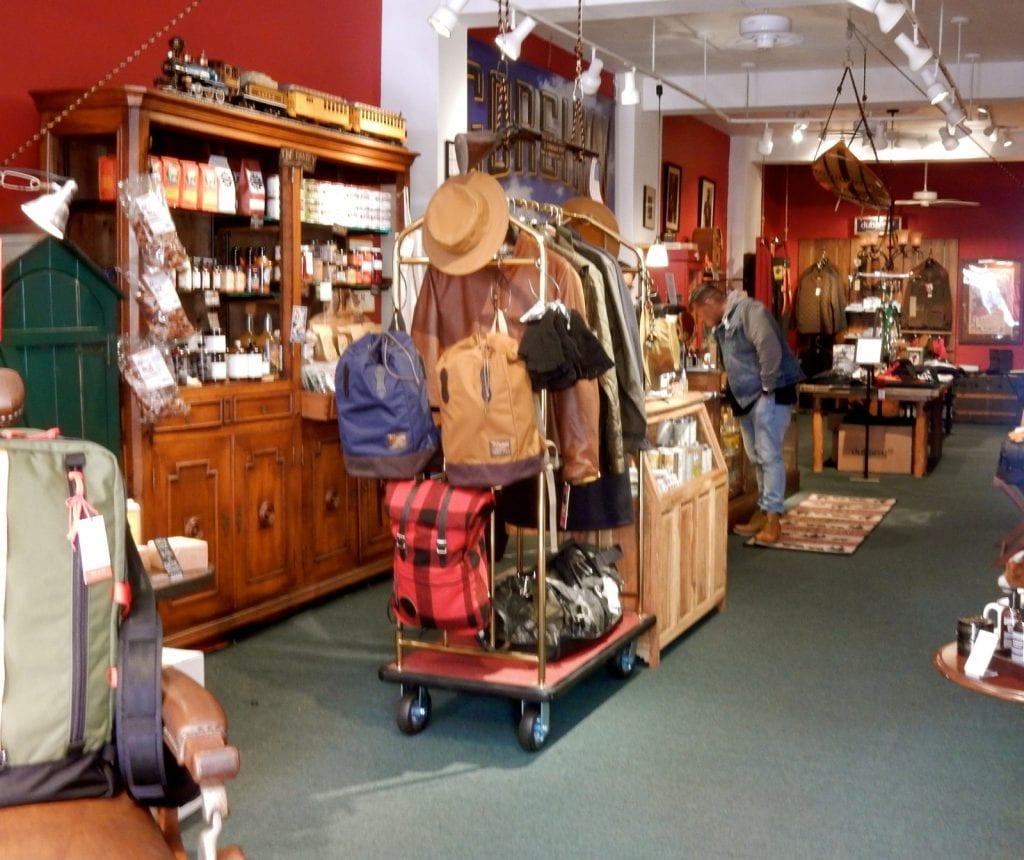 Gorshin shop in Haddonfield