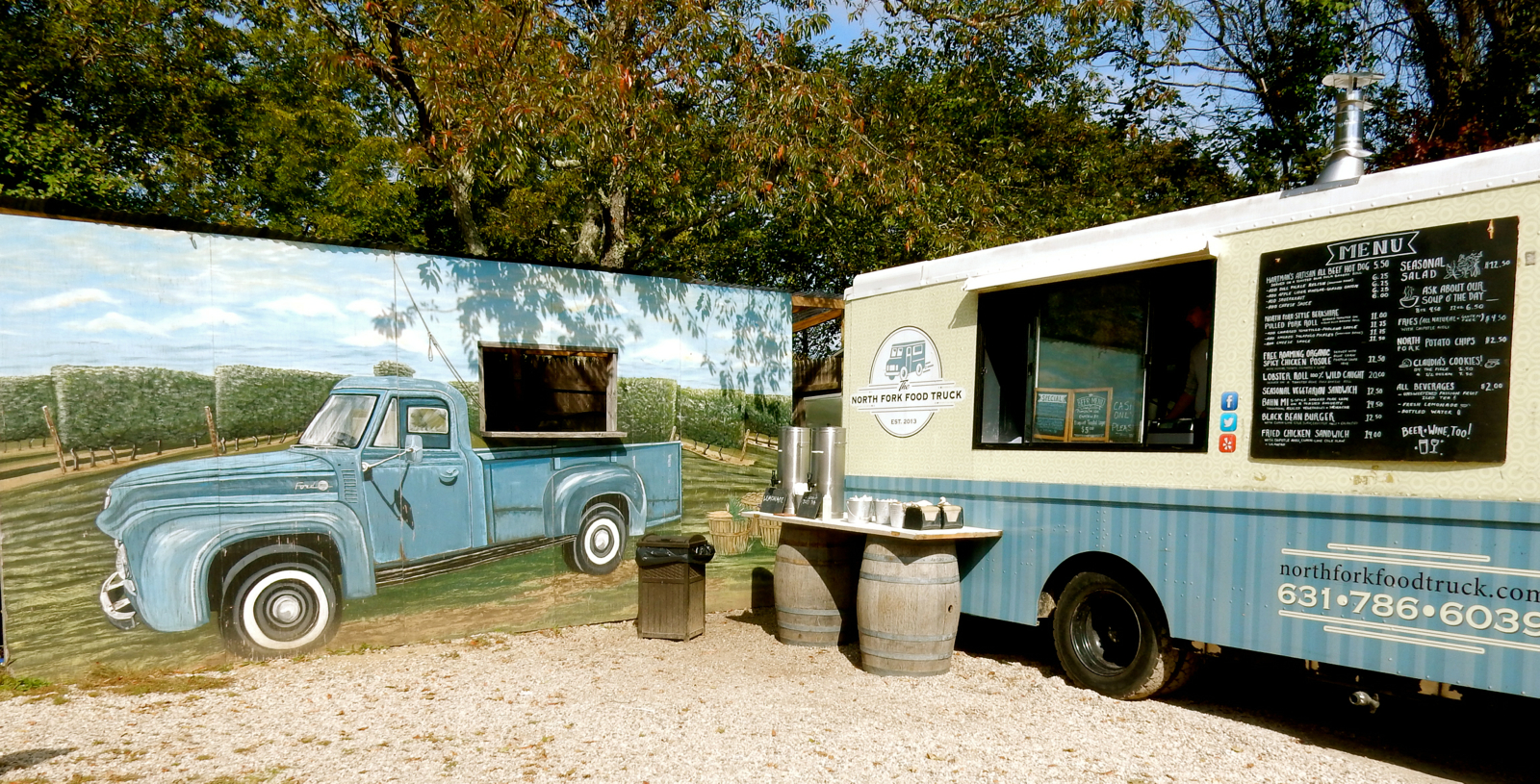 North Fork Table Food Truck