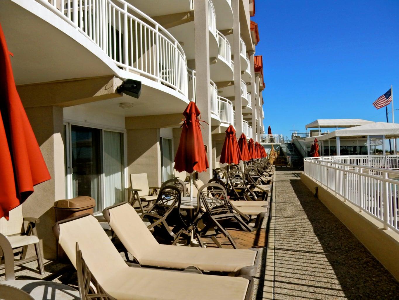 Montreal Beach Resort Cape May NJ
