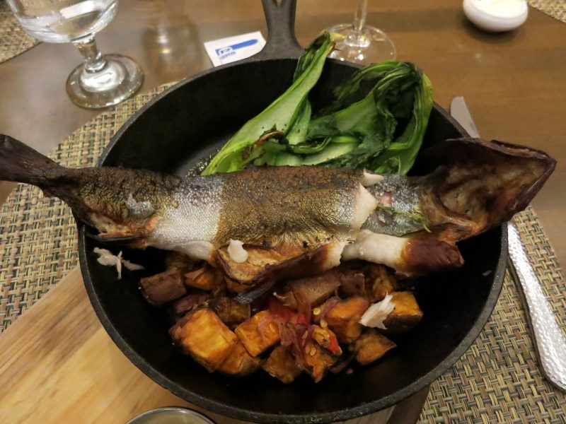 smoked-trout-woodnotes-grill-at-emerson-resort-ny