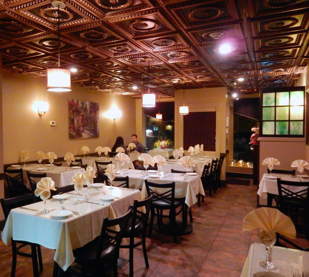 Tre Famiglia restaurant -Haddonfield NJ