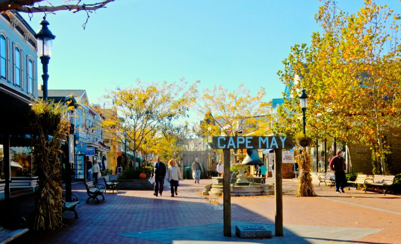 washington-st-pedestrian-mall-cape-may-nj