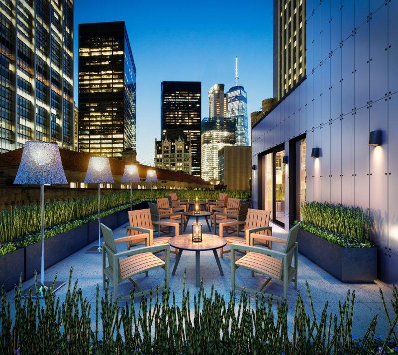 Hotel Nd Street New York City
