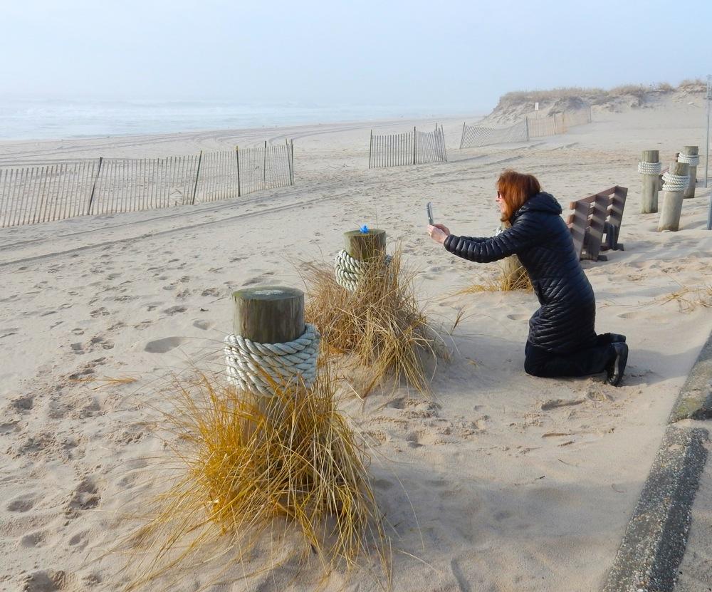 Southampton NY Beach offseason