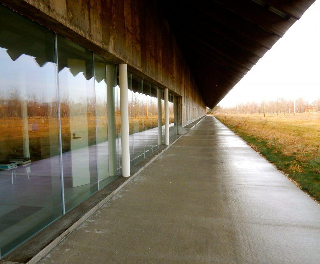 Parrish Art Museum exterior