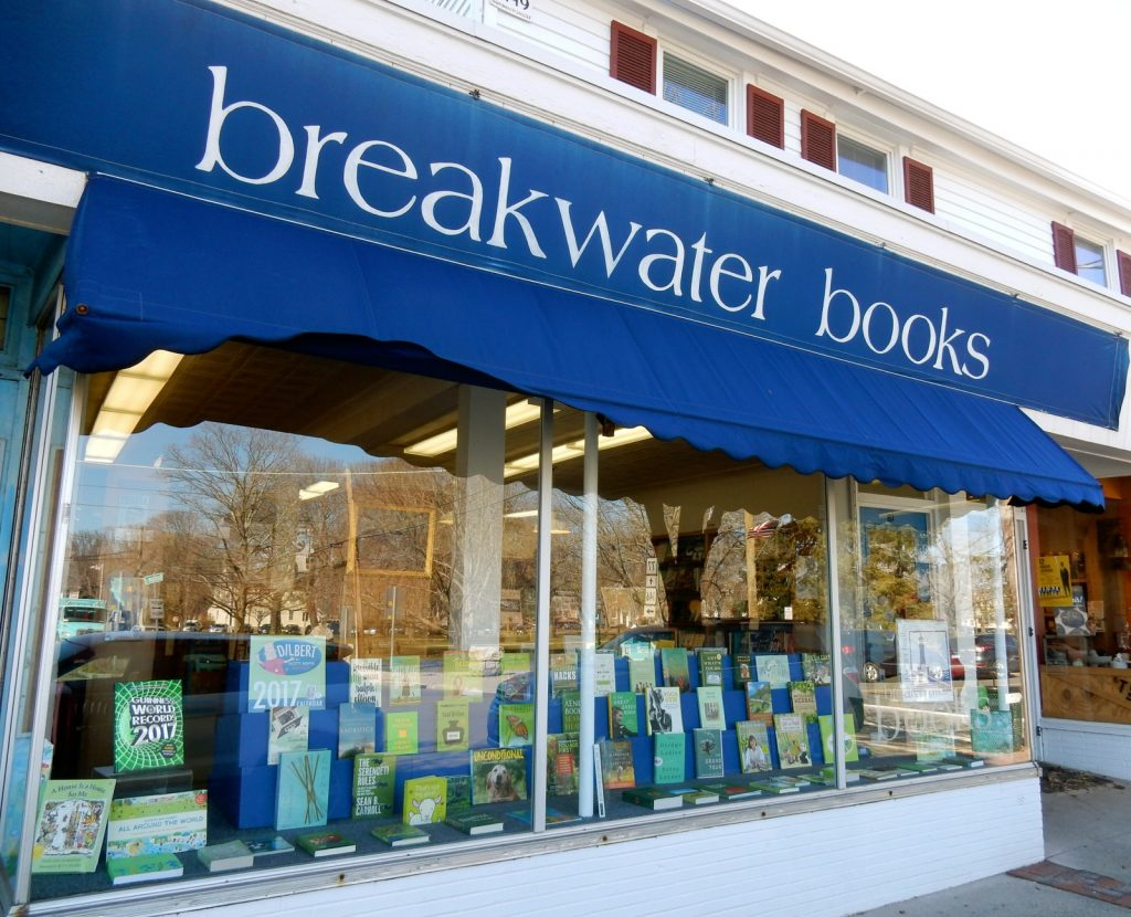 Breakwater Books, Guilford CT