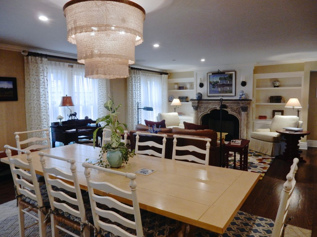 Common Area, Tall Tales, Saybrook Point Inn and Spa, Old Saybrook CT