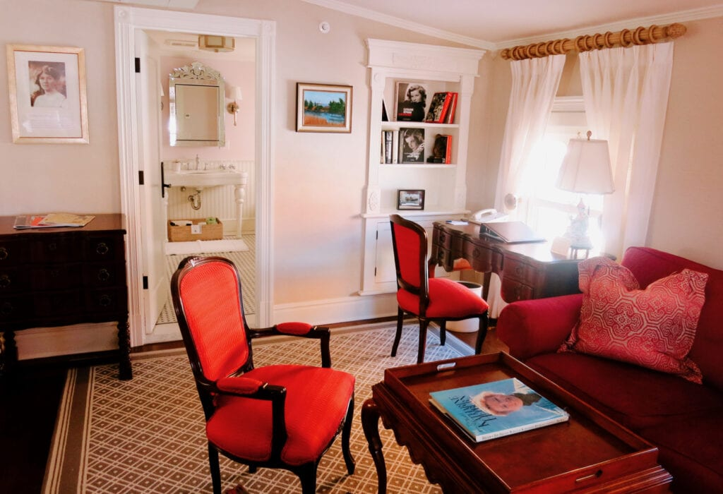 Hepburn Suite Saybrook Point Inn