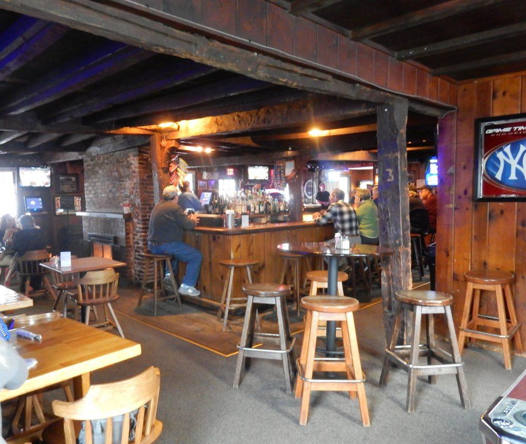 Monkey Farm Restaurant, Old Saybrook CT