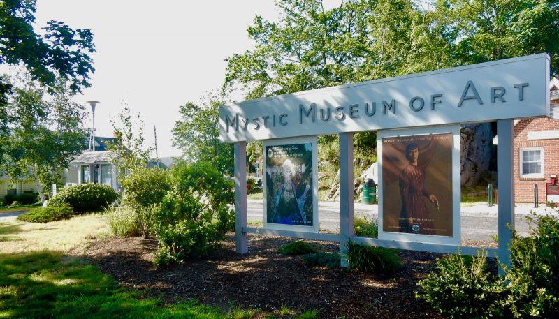 Mystic CT Museum of Art