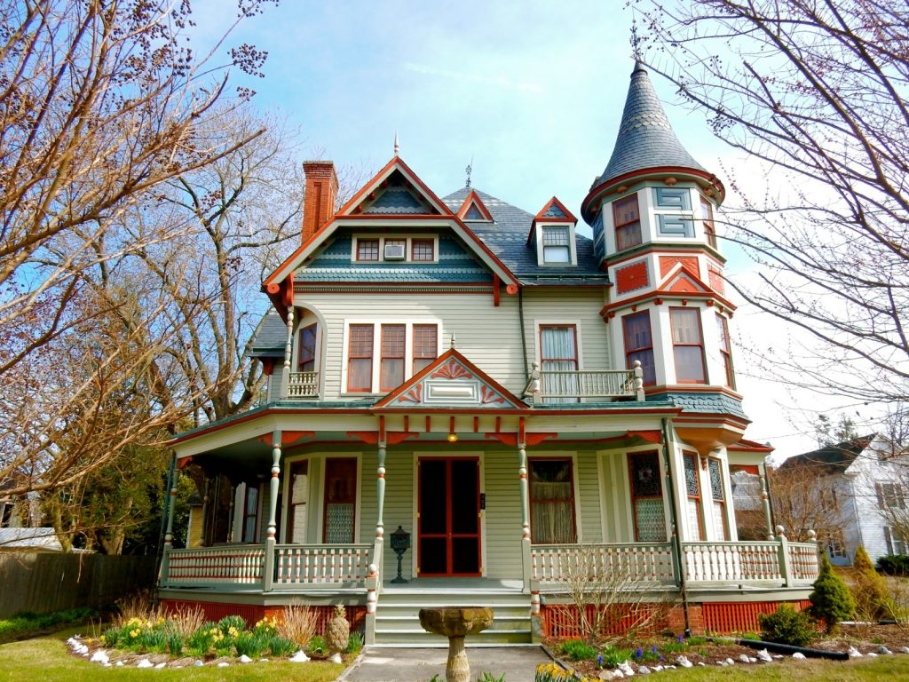 Queen Anne, Newtown Historic District, Salisbury MD