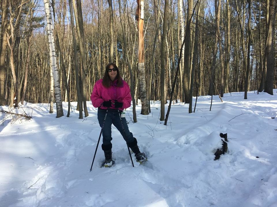Snowshoeing in Great Barrington MA
