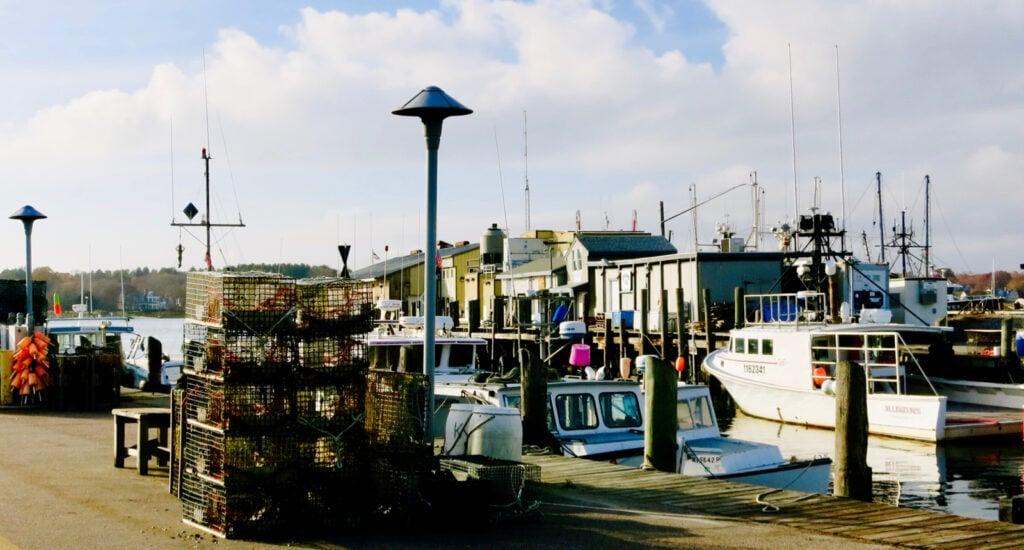 Connecticut's Last Commercial Fishing Fleet, Stonington CT