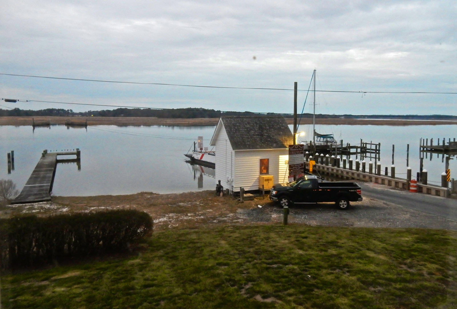 Romantic getaways in Maryland list includes the Whitehaven Ferry.