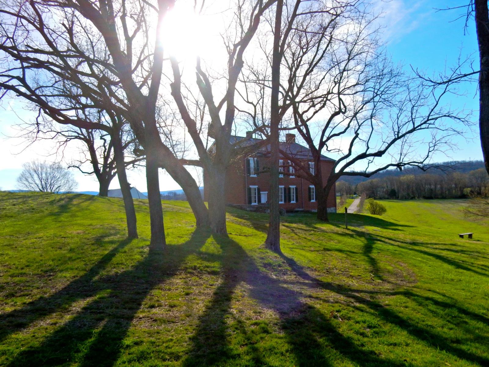 Washington County MD: Hagerstown, Antietam, Nora Roberts