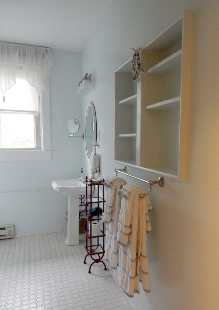 Bathroom, Inn at Ragged Edge, Chambersburg PA