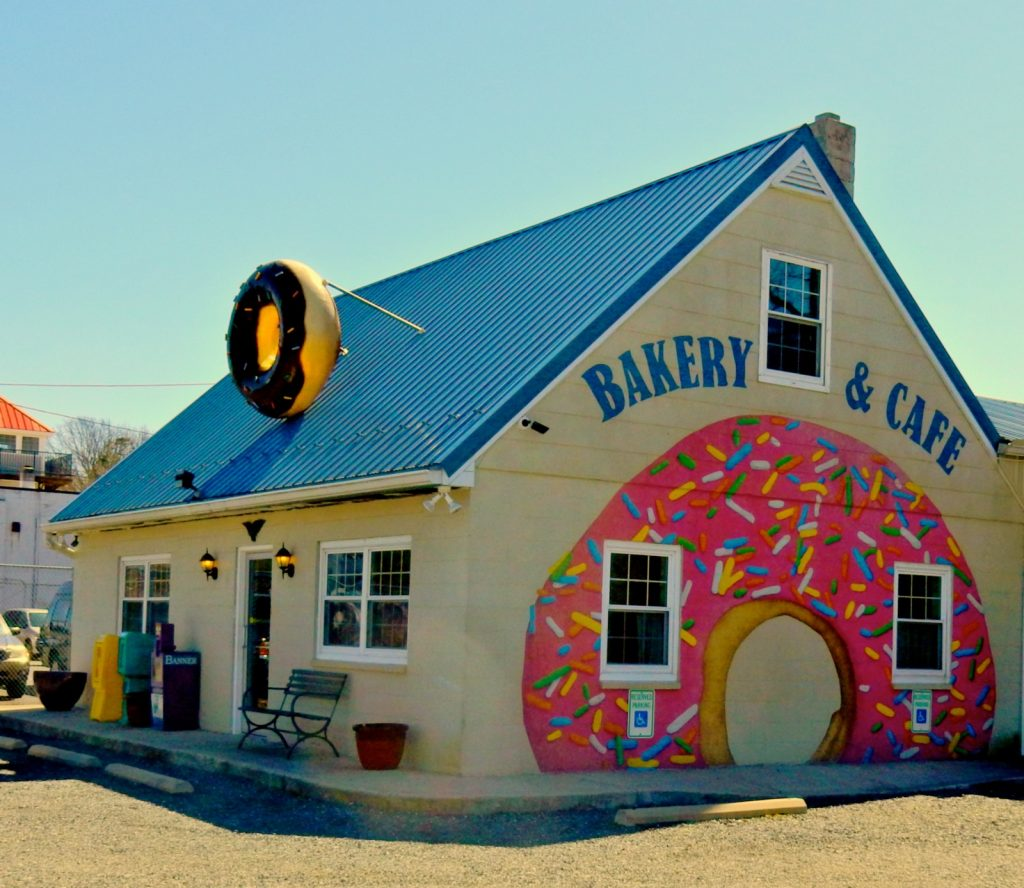 Bay Country Bakery, Cambridge MD