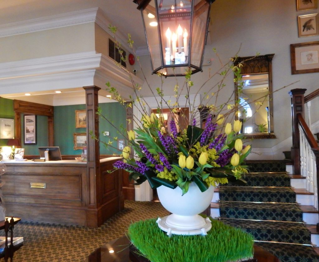 Bernards Inn Reception