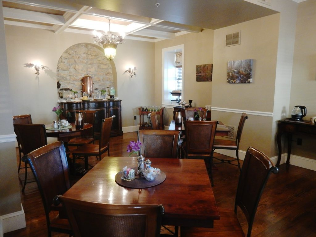 Breakfast Room, Inn Boonsboro MD