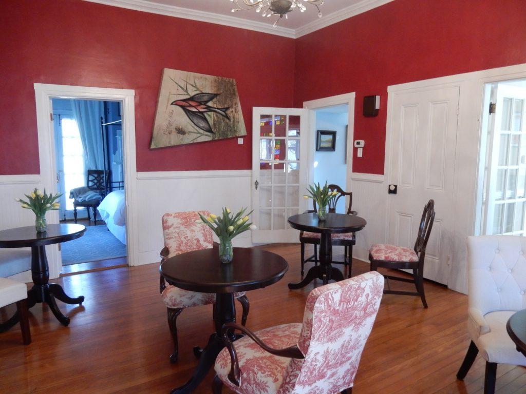 Breakfast Room - Turnbridge Point - Denton MD