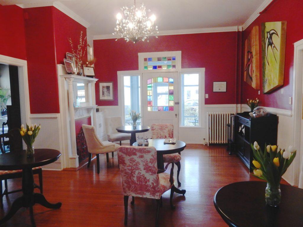 Breakfast room - Turnbridge Point