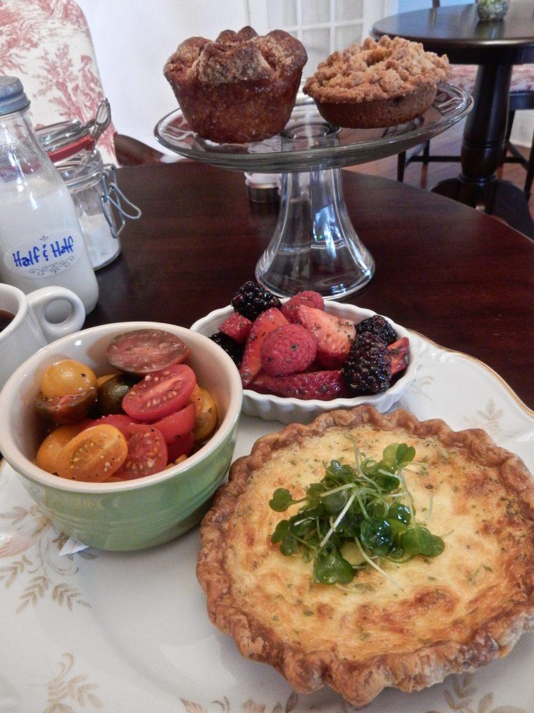 Breakfast - Turnbridge Point