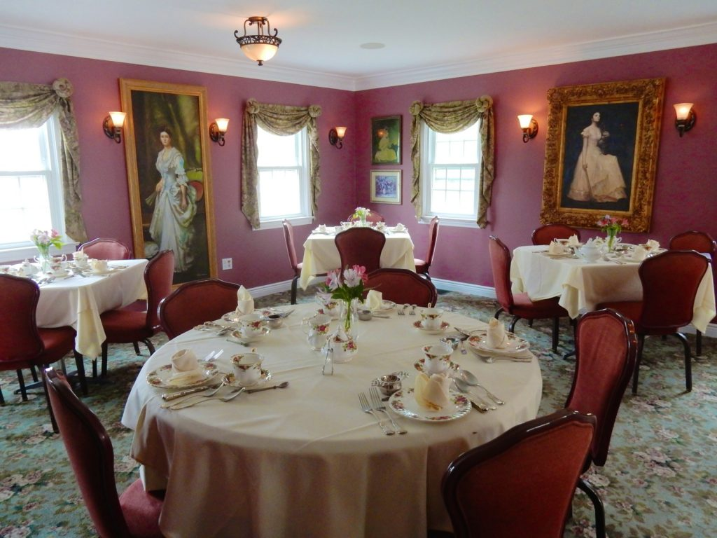 Cosy Cupboard Tea Room - Morristown NJ