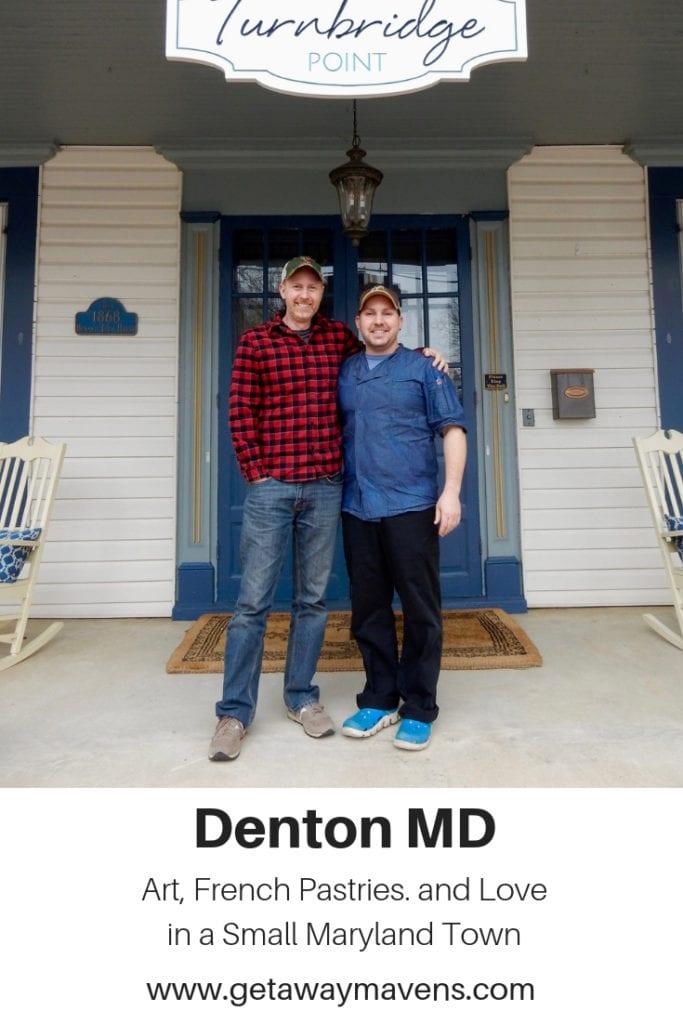 Denton MD Pin