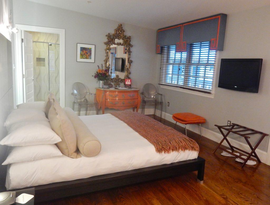 Eve and Roark Room, Inn Boonsboro MD