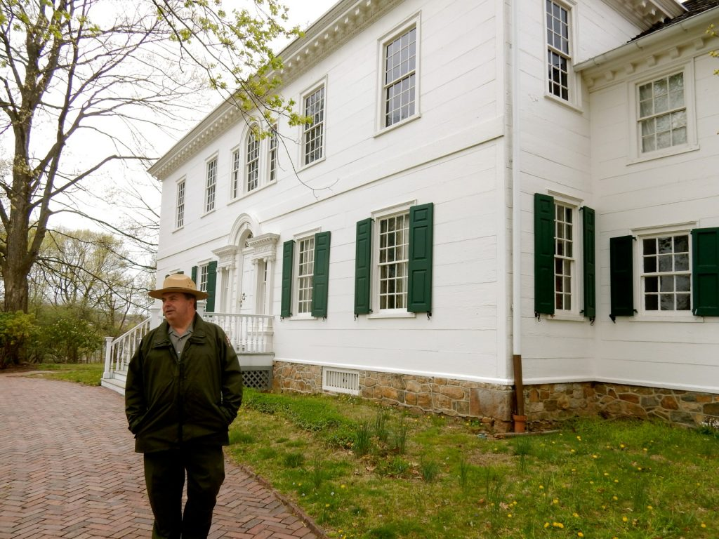 Ford Mansion Tour at Morristown National Historic Park