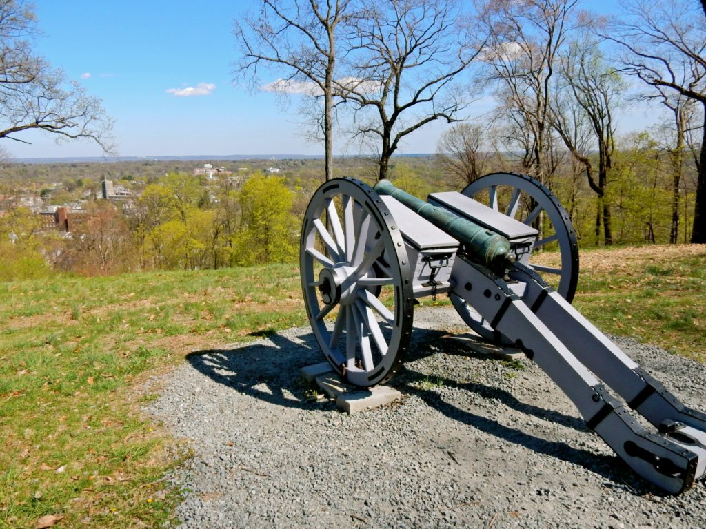 Fort Nonsense - Morristown National Historic Park