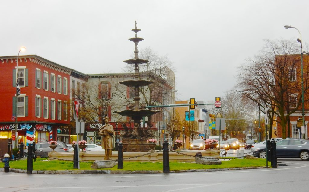 Central Fountain, Chambersburg PA