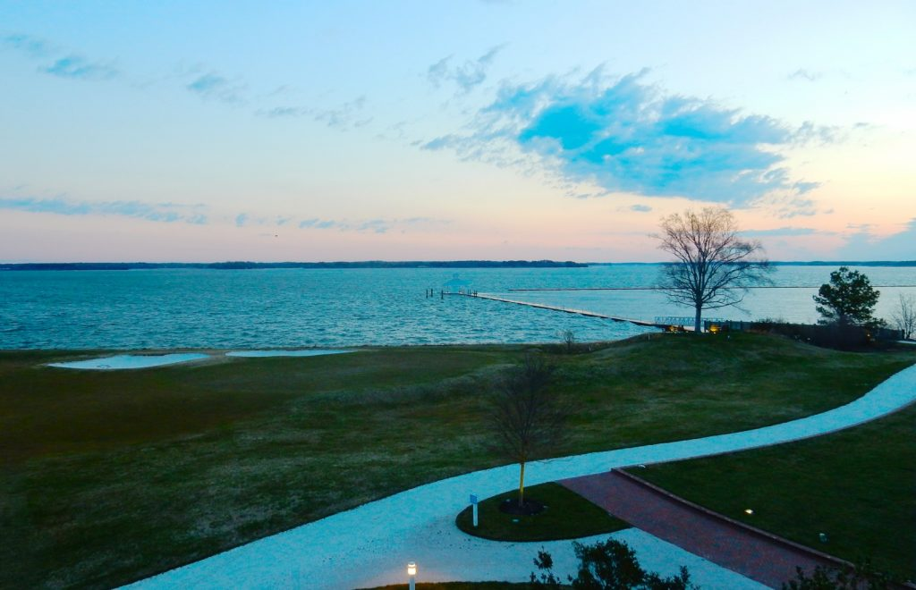Golf, Walking Path, Hyatt Regency Chesapeake