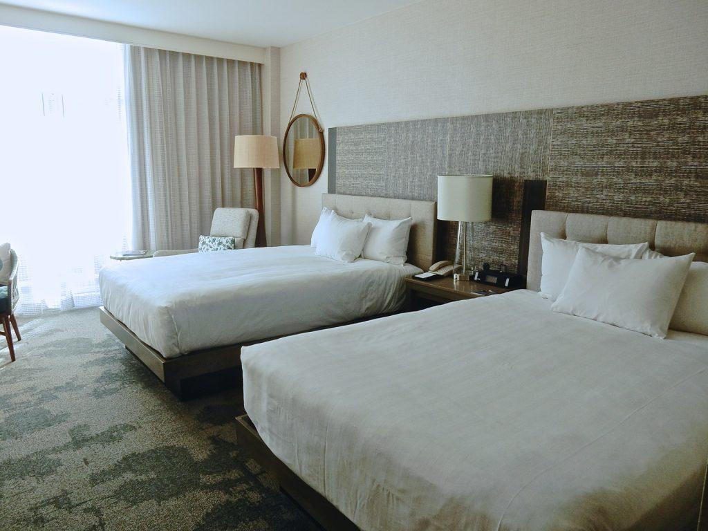 Guestroom, Hyatt Regency Chesapeake Bay, Cambridge MD