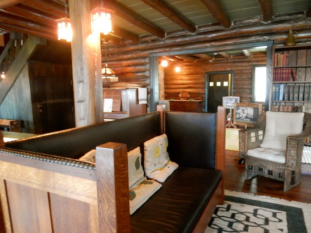 Interior Stickley Museum at Craftsman Farms