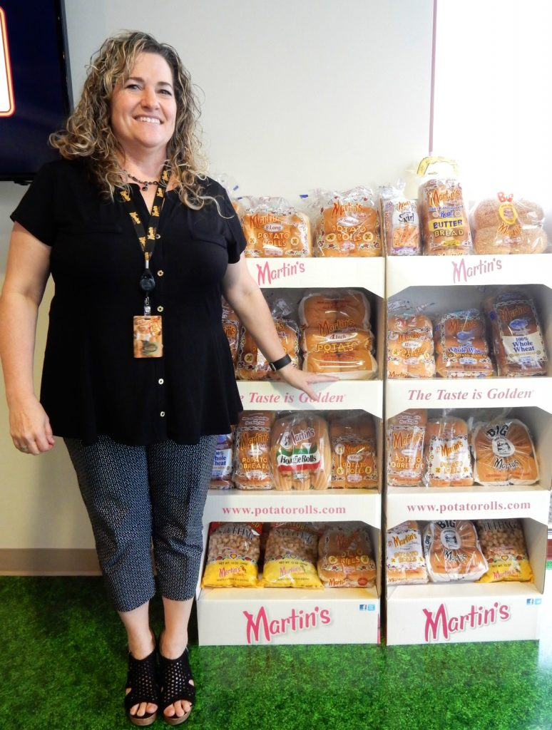 Martin's Pastry Products, with Julie Martin, Cambersburg PA
