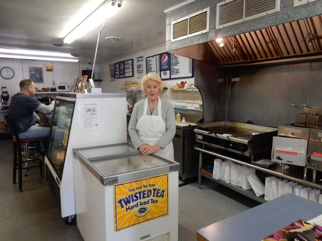 Mary Vonville, Mary's Country Store, Harmony MD
