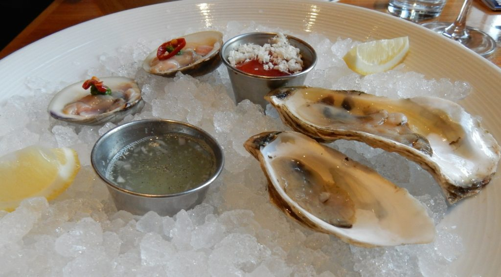 Oyster platter - Jockey Hollow Bar and Kitchen