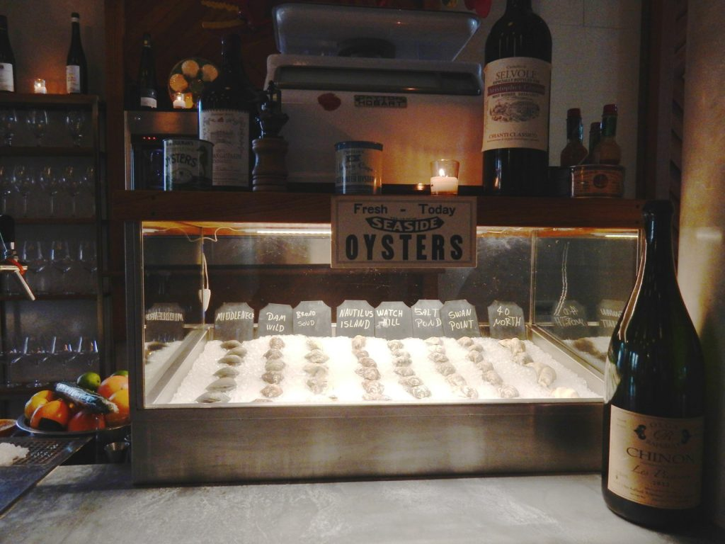 Oyters - Jockey Hollow Bar and Kitchen - Morristown NJ