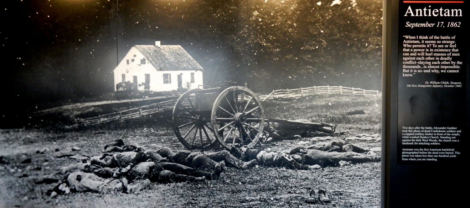 battle of antietam Read the battle of antietam: the bloodiest day by ted alexander with rakuten kobo the heavy fog that shrouded antietam creek on the morning of september 17, 1862, was disturbed by the boom of federal ar.