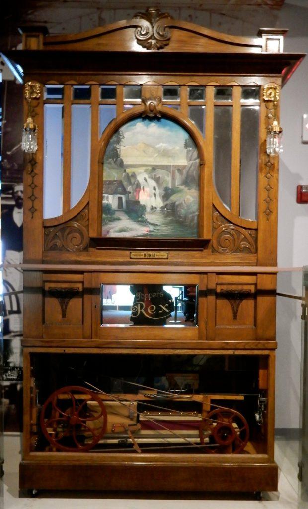 Popper Instrument - Morris Museum