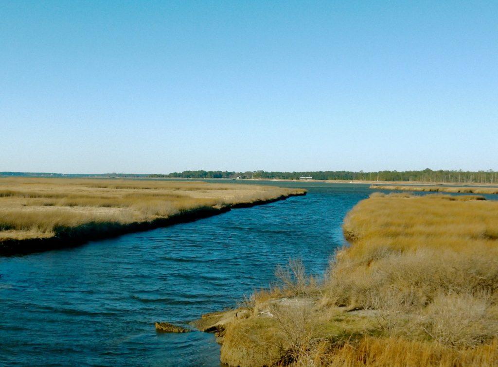 Stewart's Canal – aka Parson's Creek