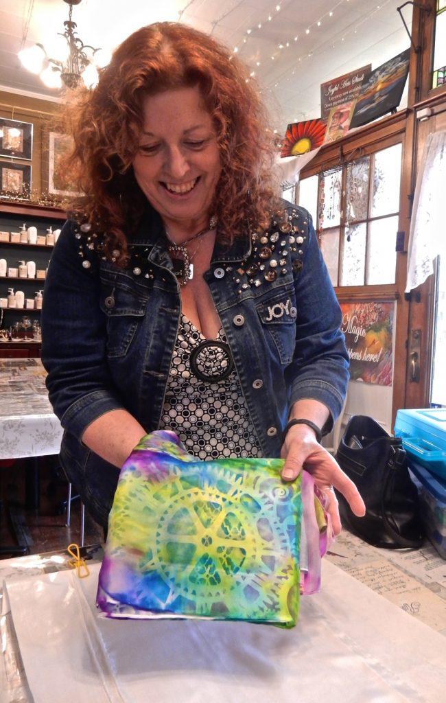 Susan Shaffer, Joyful Arts Studio, Greencastle PA