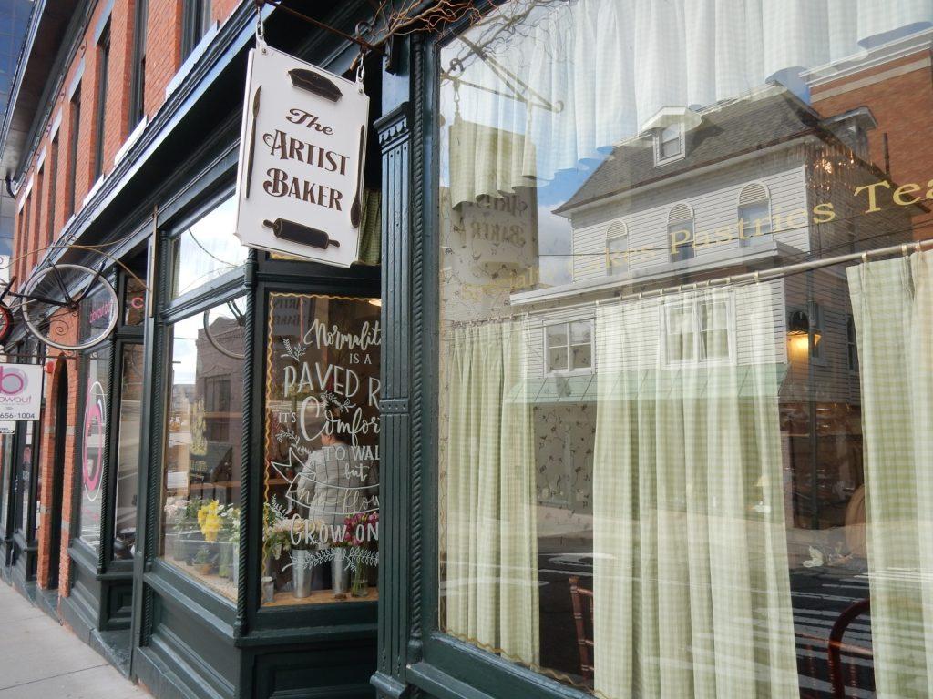 The Artist Baker cafe - Morristown NJ