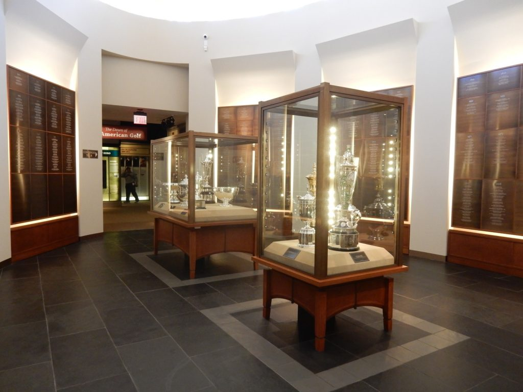 Hall of Champions, USGA Museum, Far Hills NJ