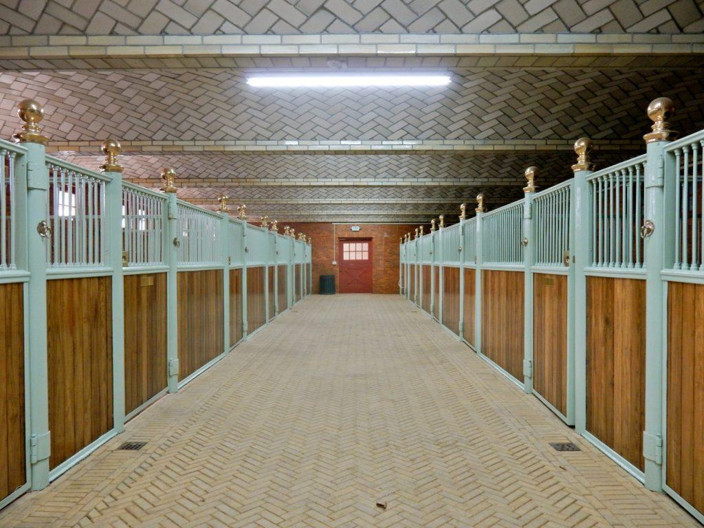 US Equestrian Team Stables, Gladstone NJ
