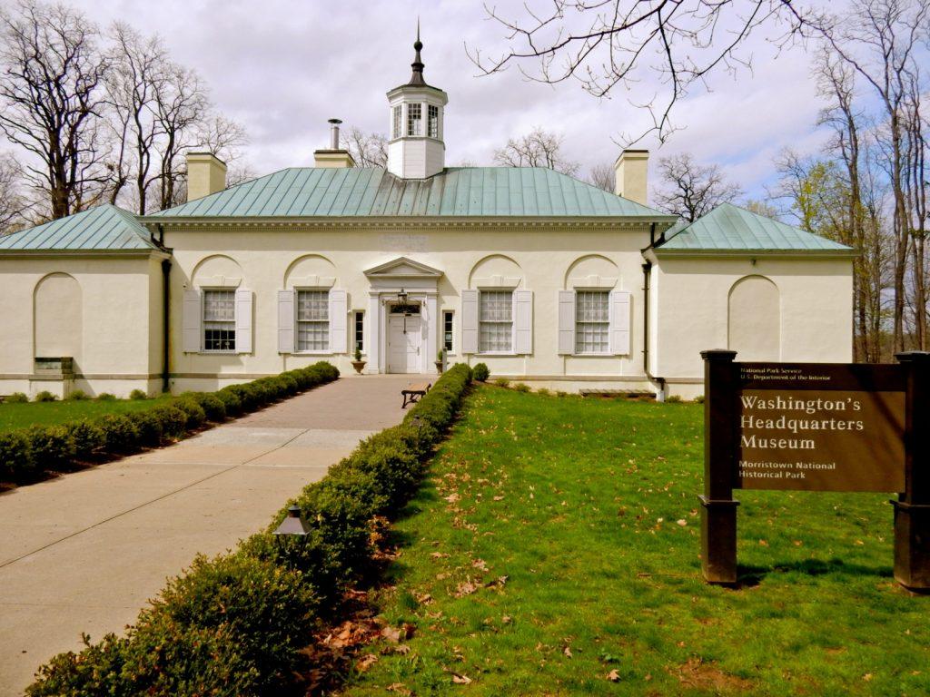 Washington's Headquarters Museum