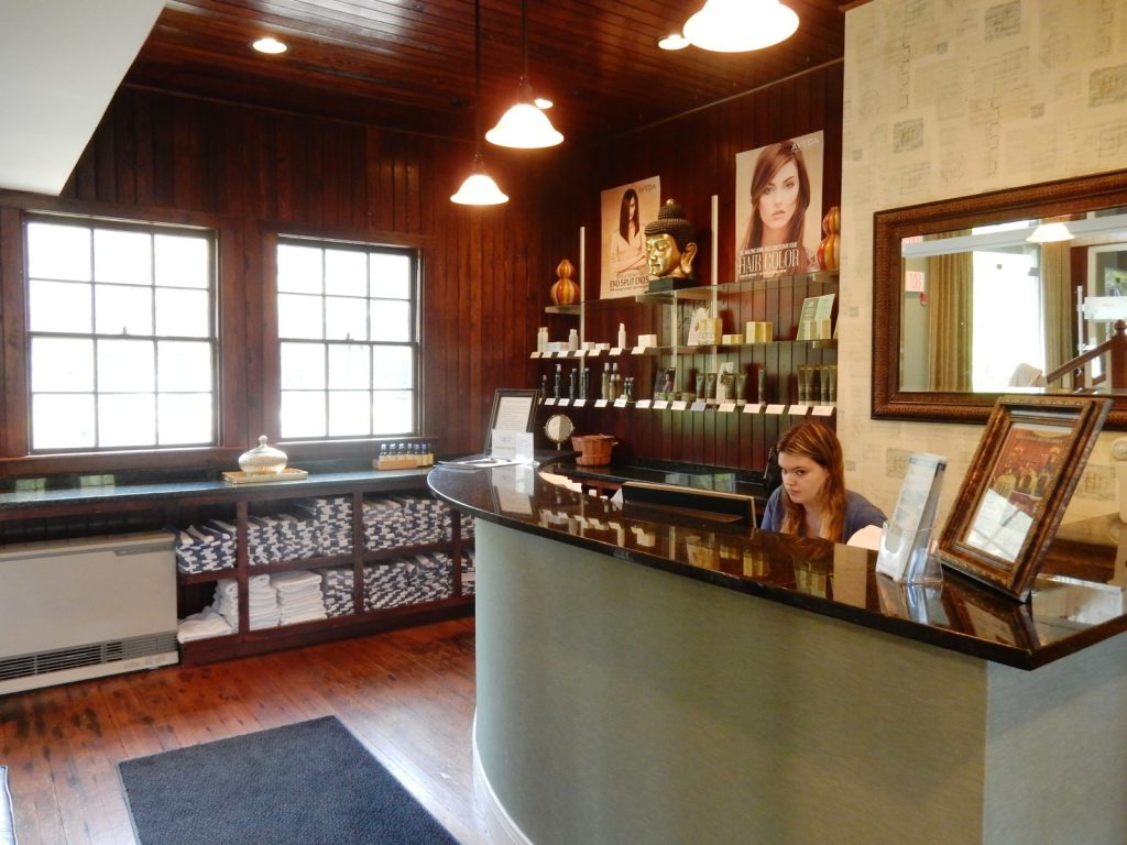 Aveda Spa, Castle Hill Resort, Proctorsville VT