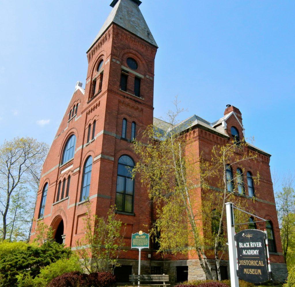 Black River Academy Historical Museum, Ludlow VT
